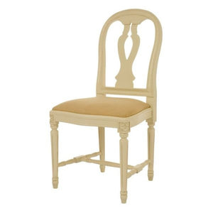 Lundberg Wooden Chair - paint finish