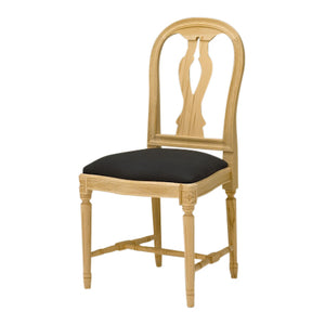 Lundberg Wooden Chair - wood