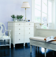 Kristian Chest of Drawers - in situ
