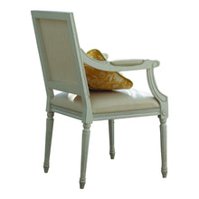 Kristian Birch Wood Armchair - back