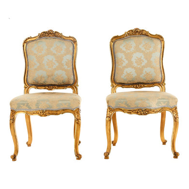 Antique Louis XV Style Chairs