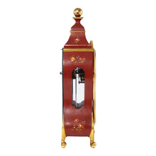 Mantel Clock early 20th Century - side