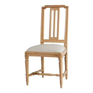 Marieholm Wooden Chair - wood