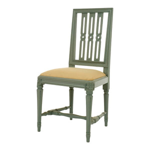 Medivi Wooden Chair - painted