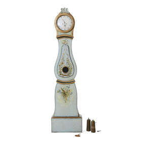 mora clock with its original weights