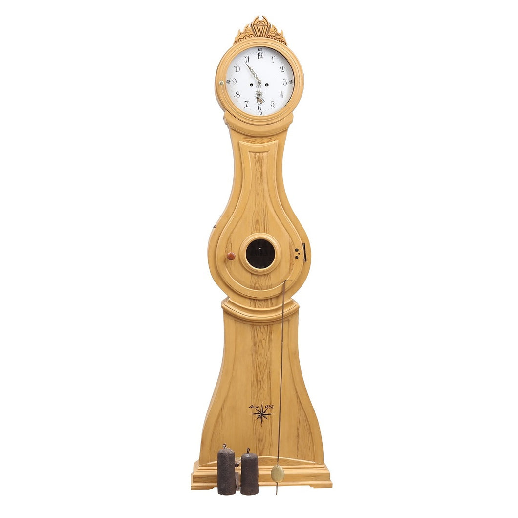 Mora clock dated 1845