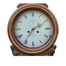 Swedish Mora clock 1868 - face
