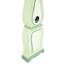 Mora Clock in Green - body
