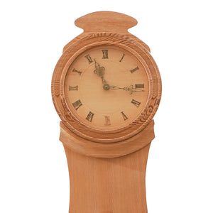 Mora clock unpainted - face