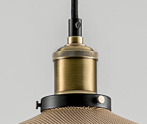 Radar light with lamp - fittings