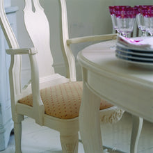 Rococo Wooden Armchair - in situ