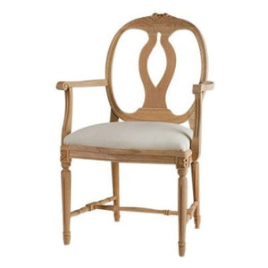 Rose Armchair - wood