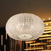 Sparkle chandelier - in situ