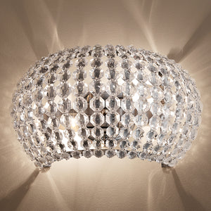 Sparkle wall light - detail