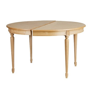 Bellman Dining Table - no leaves - Natural Wood - 50% deposit