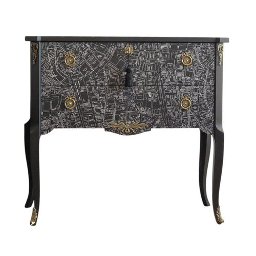 (204-1) Tribeca Commode (DaVinci)
