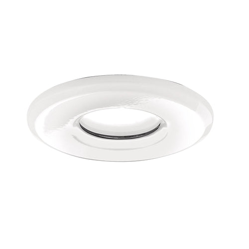 Bathroom recessed light with diffuser