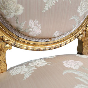 Antique Louis XVI Style Chairs - front