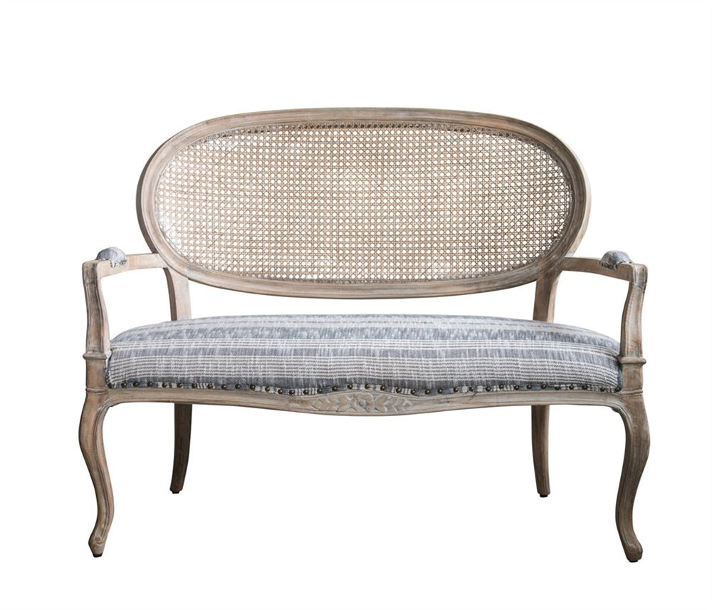 French Classic Settee (USA only)