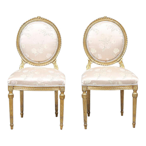 Antique Louis XVI Style Chairs