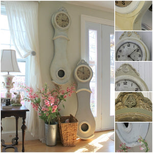 Mora Wall Clock Custom Paint Finish