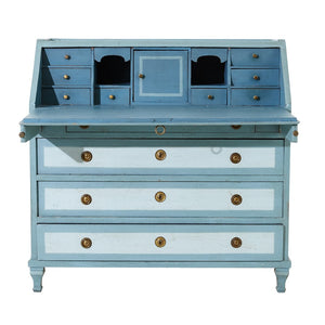 Swedish Secretaire 1800's - drawers