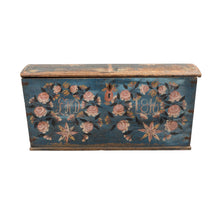 Swedish Wedding Chest front