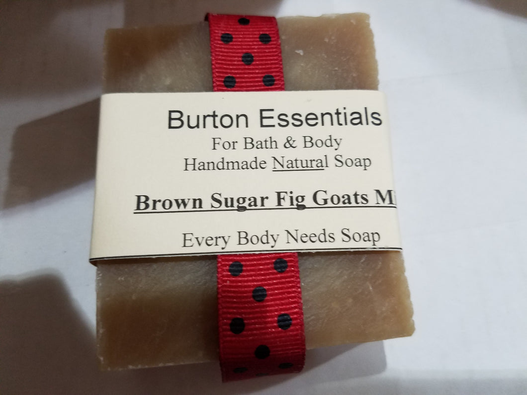 Brown Sugar Fig Goats Milk
