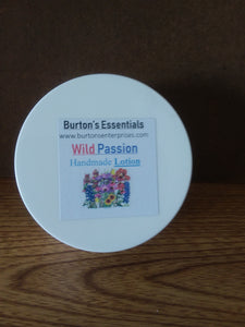 Wild Passion Lotion (8 oz jar)