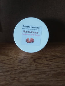 Honey Almond Body Butter ( 8 oz jar)