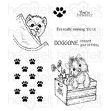 You're Paw-fect Cling Stamp Set (Limited Edition)