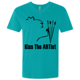 Kiss The ARTist V-Neck