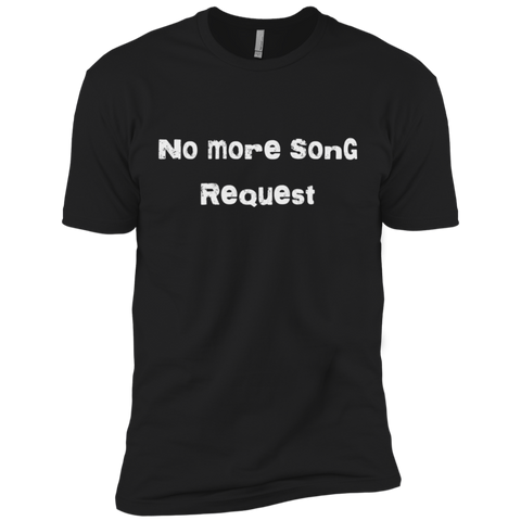No More Song Request