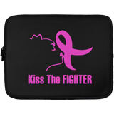 Kiss The Fighter Laptop Sleeve - 13 inch