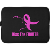 Kiss The Fighter Laptop Sleeve - 15 Inch
