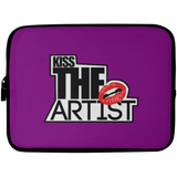 Kiss The ARTist 2 Laptop Sleeve - 10 inch