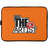 Kiss The ARTist 2 Laptop Sleeve - 15 Inch
