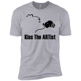 Kiss The Photographer Next Level Premium Short Sleeve T-Shirt