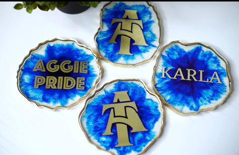 A&T Aggie Coasters