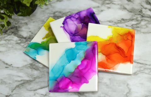 Assorted Coasters Set