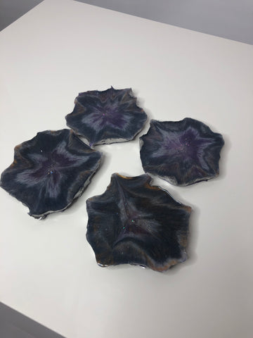 Coaster Agate Slices