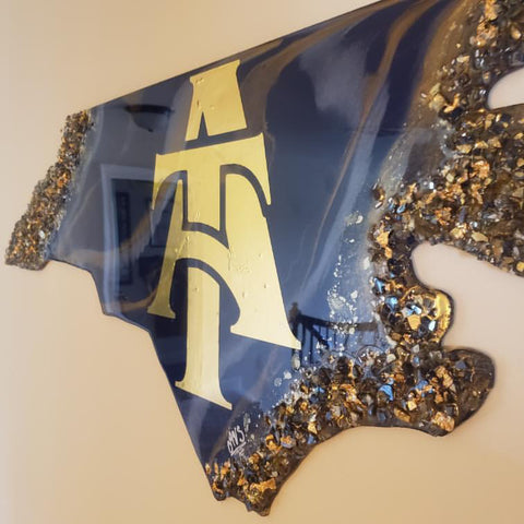 Custom A&T Piece NCAT