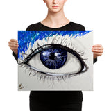 Soul's Eye View Canvas