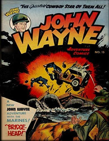 John Wayne Adventure Comics No. 15