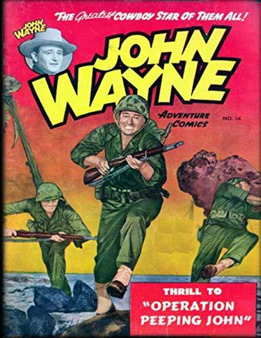 John Wayne Adventure Comics No. 14