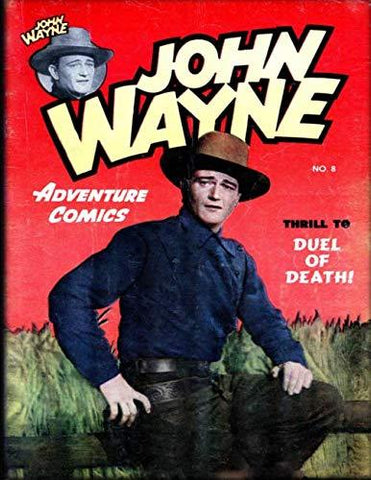 John Wayne Adventure Comics No. 8
