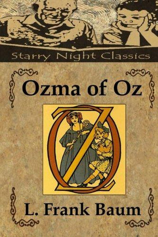 Ozma of Oz (The Wizard of Oz)