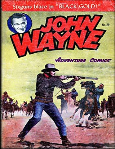 John Wayne Adventure Comics No. 29