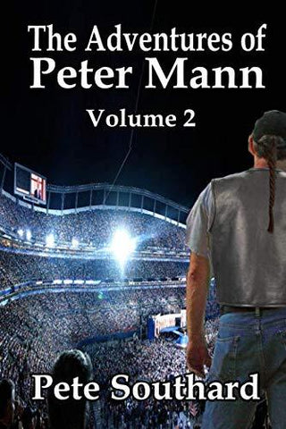 The Adventures of Peter Mann - Volume 2