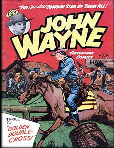 John Wayne Adventure Comics No. 16